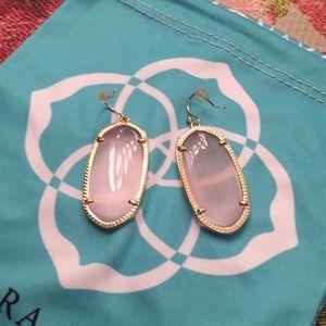 Kendra Scott Jewelry - Kendra Scott pink earrings